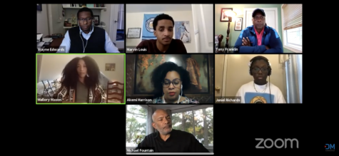 Let's Talk Media!: Discussion on Racial Consciousness