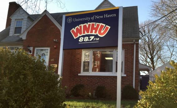 WNHU Remains Live During COVID-19