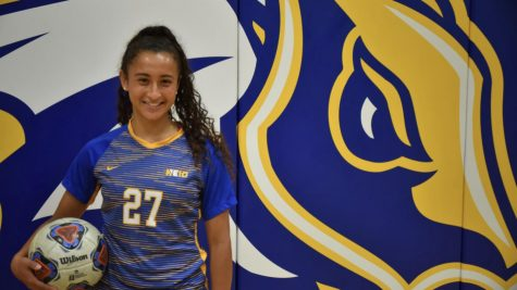 Meet the Chargers: Gabriela Garcia-Perez