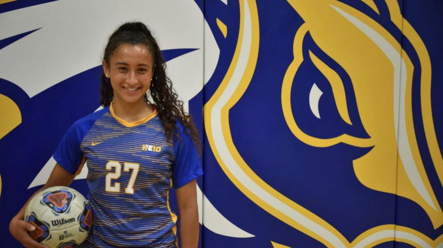 Meet the Chargers: Gabriela Garcia-Perez