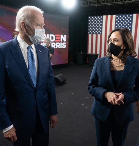Joe Biden and Kamala Harris to be U.S. president and vice president