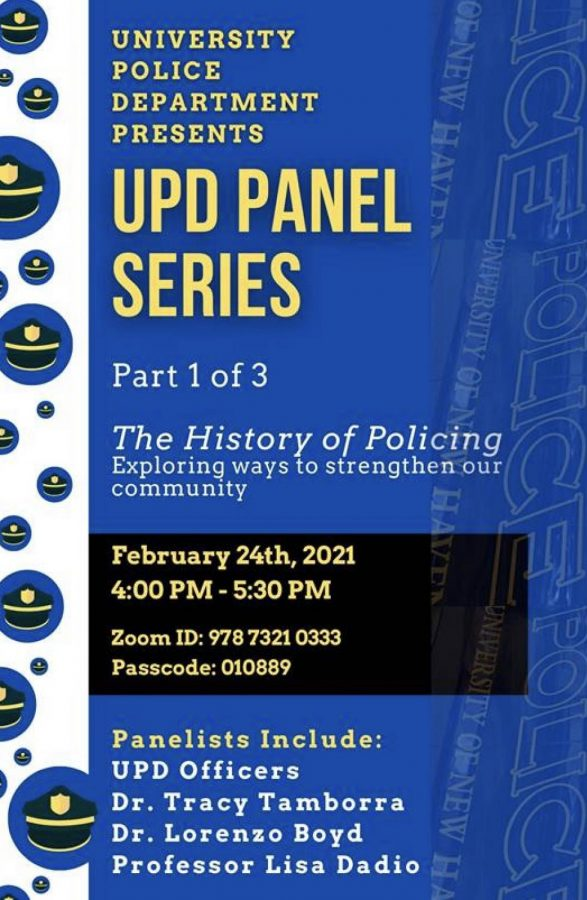 University panel sparks discussion on the perception of policing