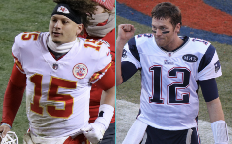 Tom Brady v Patrick Mahomes in the Super Bowl
