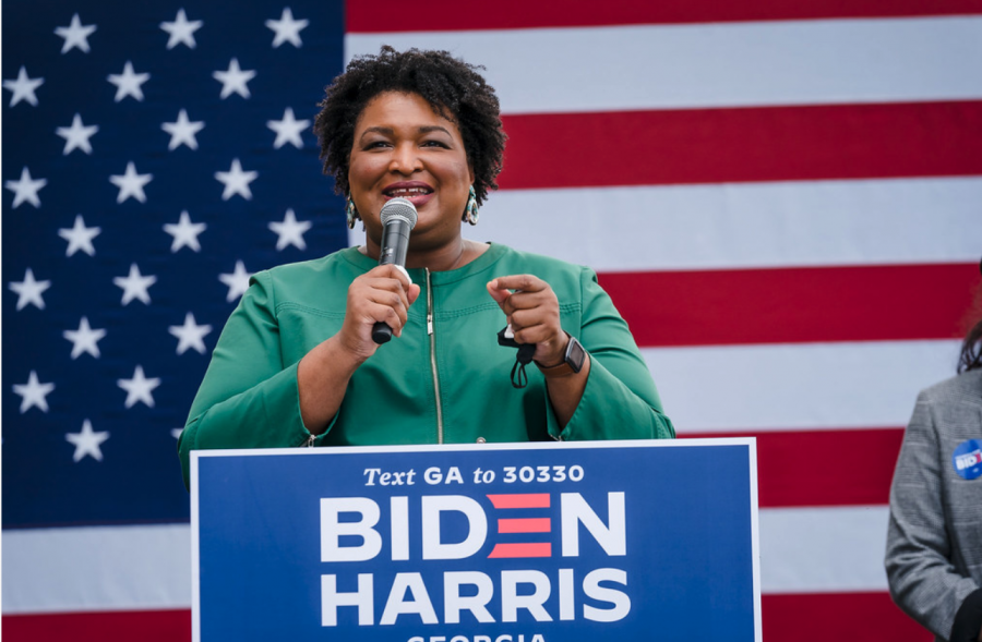 Politician and activist Stacey Abrams nominated for Nobel Peace Prize for voting rights advocacy and work in 2020 election