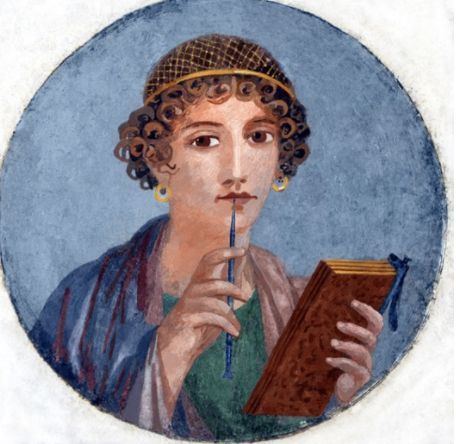 Sappho: Poetic antiquity in modern times