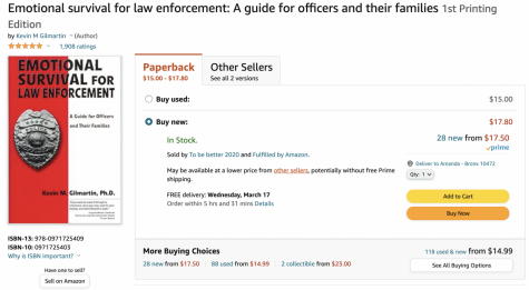 Emotional Survival for Law Enforcement: Required reading you will actually enjoy and use
