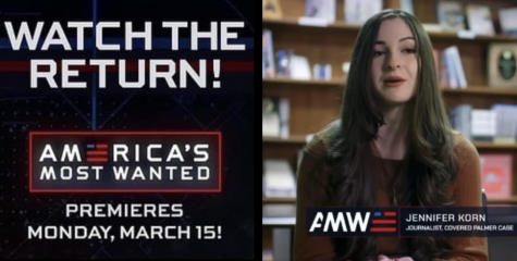 "University alumna invited to speak on ""America's Most Wanted"""