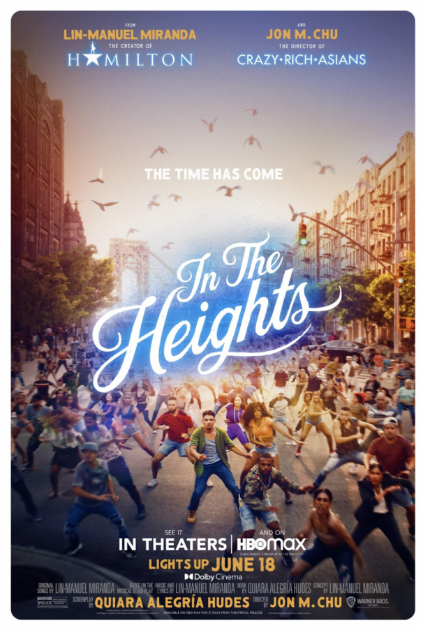 """Broadway musical, """"In the Heights,"""" set to see the big screen"""