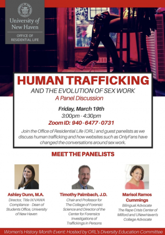 A discussion on sex trafficking in the OnlyFans era