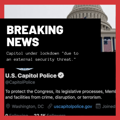 BREAKING: At least one person shot, two Capitol police officers injured in attacks; structure on lockdown
