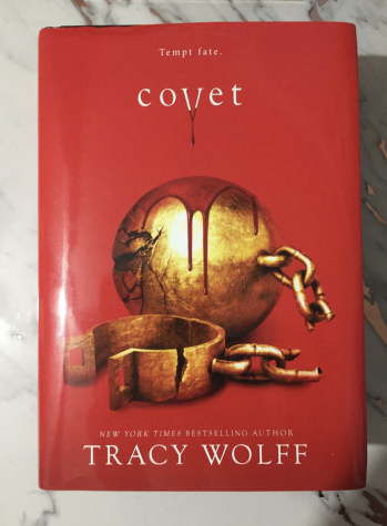 "There's no time to waste: ""Covet"" by Tracy Wolff is out now"