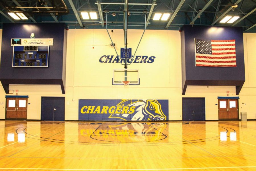 Chargers Gymnasium at North Campus.