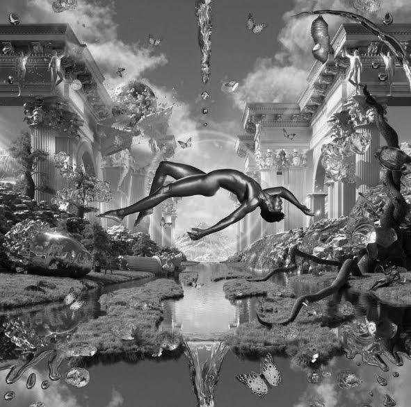Lil Nas X debut album, MONTERO, album art.